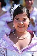 9643 - Photo : Philippines, Cebu, fête du festival Sinulog - Asie, Asia