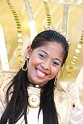 9654 - Photo : Philippines, Cebu, fête du festival Sinulog - Asie, Asia