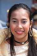 9673 - Photo : Philippines, Cebu, fête du festival Sinulog - Asie, Asia
