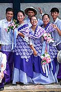 9681 - Photo : Philippines, Cebu, fête du festival Sinulog - Asie, Asia