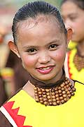 9742 - Photo : Philippines, Cebu, fête du festival Sinulog - Asie, Asia