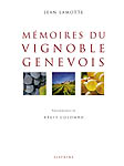 9830 - Couverture du livre Mémoires du vignoble genevois