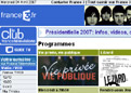 9833 - VIDEO TV FRANCE 3 - 6 minutes sur Régis Colombo ici  fichier mpg